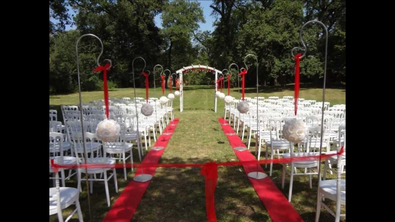 Ceremonie laique decoration de ceremonie officiant for Decoration ceremonie