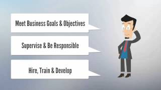 What Managers Do? Responsibilities of A Manager