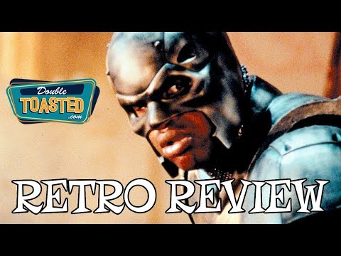 STEEL- RETRO MOVIE REVIEW HIGHLIGHT - Double Toasted