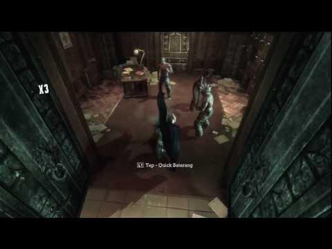 Batman Arkham Asylum Gameplay 15 [HD]  