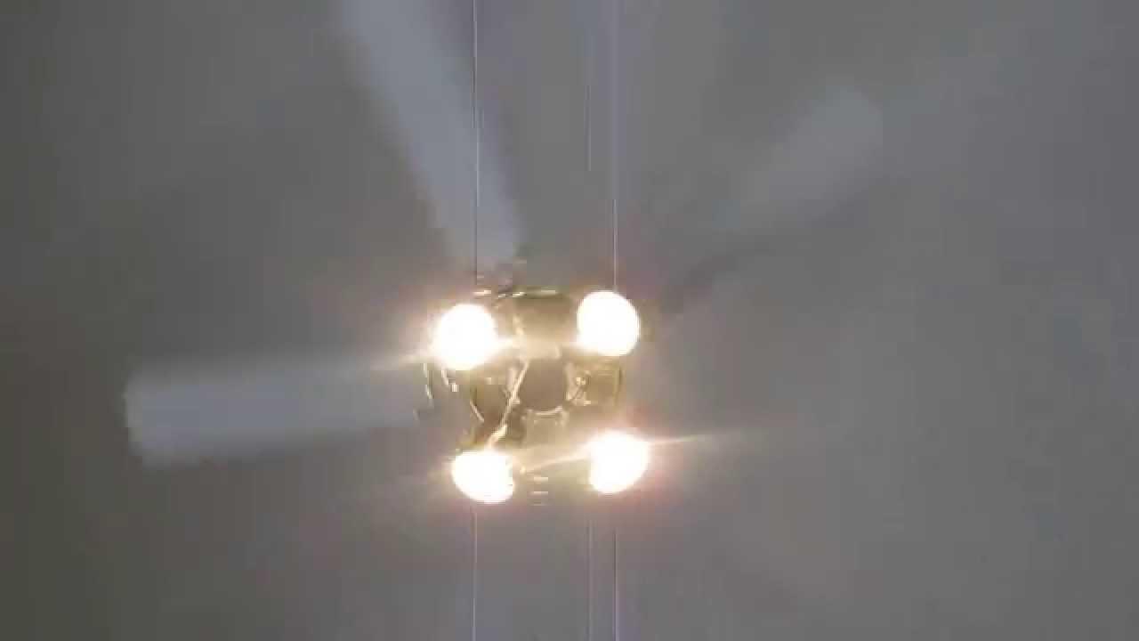 Seagull Lighting Main Street Fan Spotlight Kit Youtube
