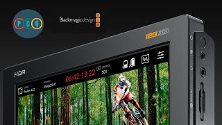 "Blackmagic Design Video Assist 7"" 12G overview. Amazing camera monitor and recorder!"
