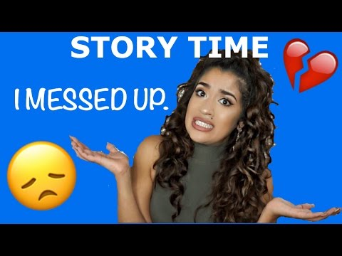 STORY TIME: I MESSED UP. | Nikki Glamour