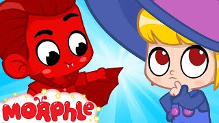 Morphle The VAMPIRE! - My Magic Pet Morphle | Cartoons For Kids | Morphle TV