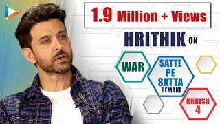 """Hrithik Roshan: """"Tiger Shroff Is Going to Be UNTOUCHABLE for Next  50 Years"""" 