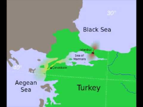 The Montreux Convention Regarding the Regime of the Straits