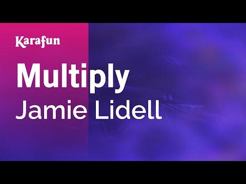Karaoke Multiply - Jamie Lidell *