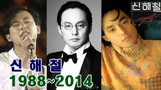 Cover images [골든힛-트] 신해철 노래 모음집  1988~2014 무한궤도부터 넥스트까지