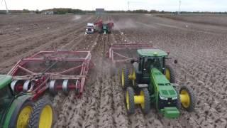 Fall 2016 Potato Harvest