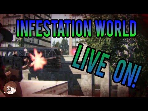 INFESTATION WORLD/INFESTATION THE NEW Z - LIVE LOOT E PVP GOGO
