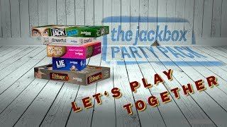 Jackbox Party Pack - Let's play some games together!