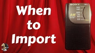 Sony ICR-S39 AM Portable Radio Review