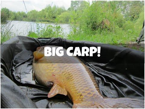 **CARP FISHING** Navies Pit- Summer Carp Fishing Vlog- Sam And Ben Fishing