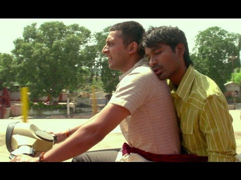 Kundan is Disturbed | Raanjhanaa | Dhanush...