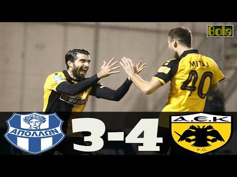 Smyrnis AEK Goals And Highlights