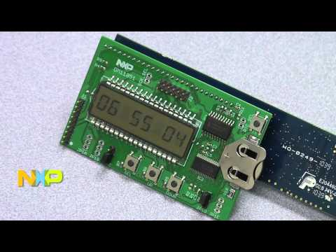 NXP Semiconductors Ultra Low Power Real Time Clocks (RTC)