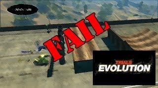 Man Vs Girl | Trials Evolution | Epic Fail | # 4