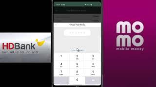 Hướng dẫn nạp tiền từ HD Bạn vào ví MoMo nhanh nhất