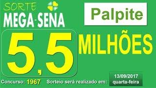 mega sena concurso 1957 dicas INSCREVA-SE EM NOSSO CANAL MEGA-SEMANA das MÃES Acompanhem o resultado da Mega Sena