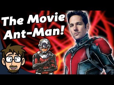 Who is AntMan? Scott Lang  Comic Drake