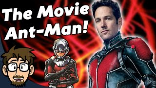 Who is Ant-Man? (Scott Lang) - Comic Drake