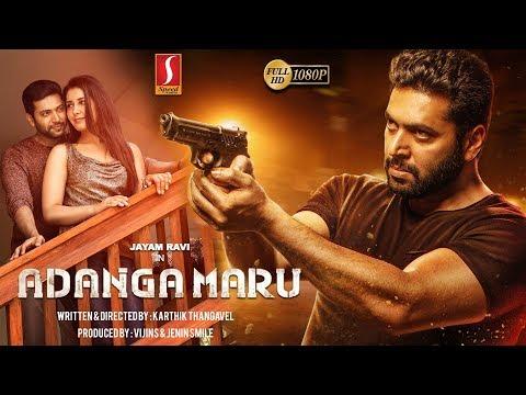 Adanga Maru Malayalam Full Movie 2019 | Jayam Ravi | Raashi Khanna | Karthik Thangavel | Full HD