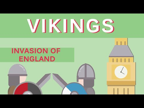 VIKINGS - III: Invasion of England | Norman Conquest of England