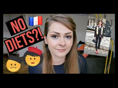 Why French People Don't Get Fat: The REAL reasons!