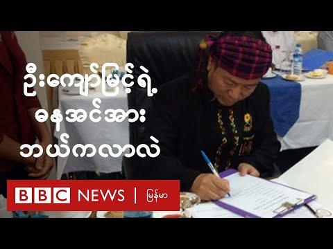 နှင်းဆီပါတီ ဥက္ကဋ္ဌ ဦးကျော်မြင့်ရဲ့ ဓနအင်အား ဘယ်ကလာလဲ - BBC News မြန်မာ