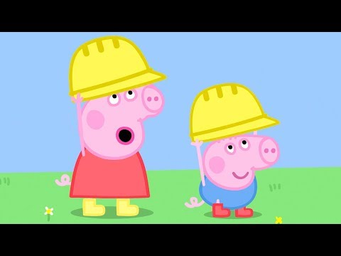 Peppa Pig Episodes in 4K - BEST Moments from Season 5 - 1 HOUR - Cartoons for Children