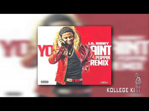 Lil Bibby - You Aint Poppin (Remix) | Free Crack 3 (The Trilogy)