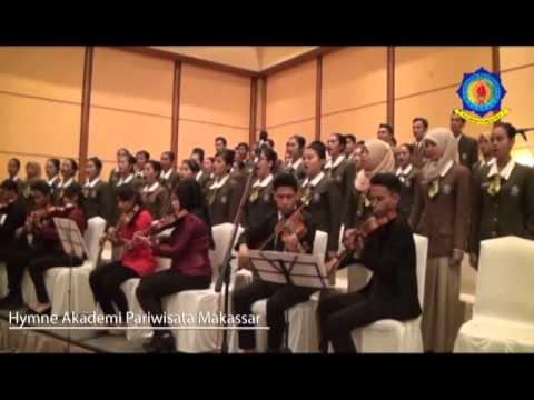 Hymne Akademi Pariwisata Makassar