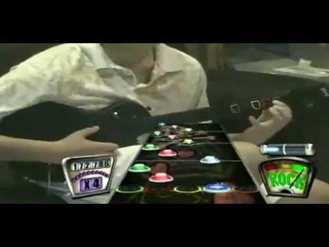 Jordan 100% FC Guitar Hero 2