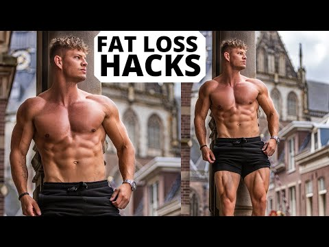 Diet & Appetite HACKS To Lose Fat And Getting Shredded