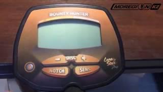 Обзор металлодетекторов  Bounty Hunter