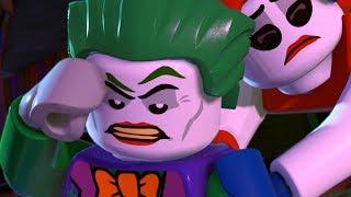 LEGO DC Super-Villains Walkthrough Part 1 - New Kid on the Block
