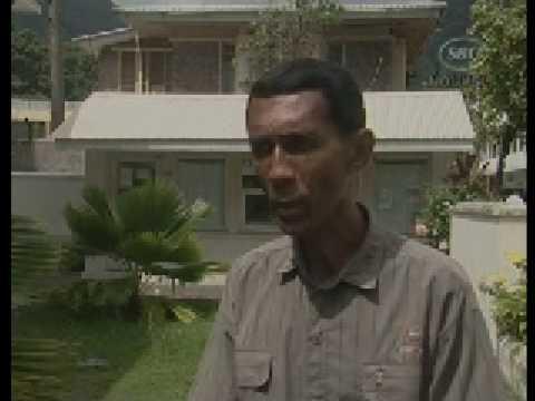 SBC Seychelles: Book Barney Elizabeth  24.12.08