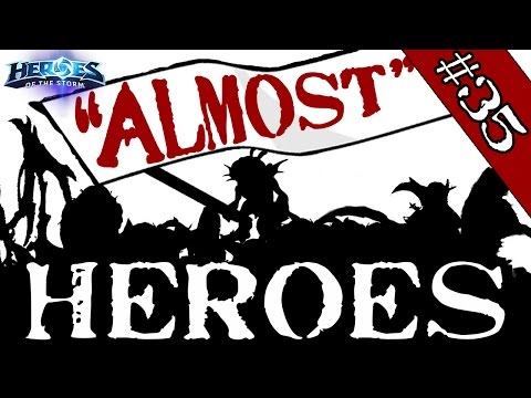 """""""ALMOST"""" HEROES - FIGHT CLUB - Episode 35 - Heroes of the Storm"""