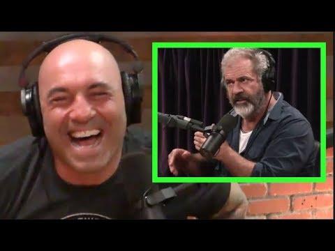 Joe Rogan on Mel Gibson & Stem Cells