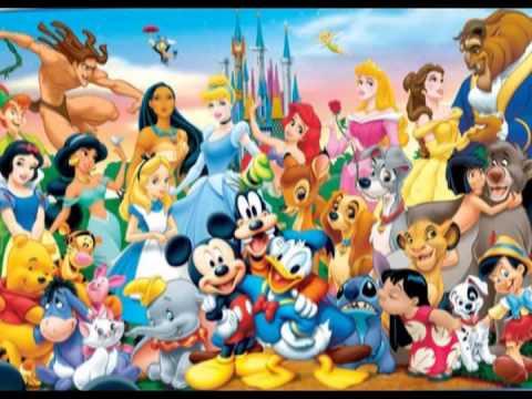 Disney songs - YouTube