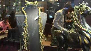 المجوهرات التركية تفقد بريقها بسبب عدم الاستقرار في المنطقة