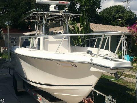 [UNAVAILABLE] Used 2003 Angler 3100 In Miami, Florida