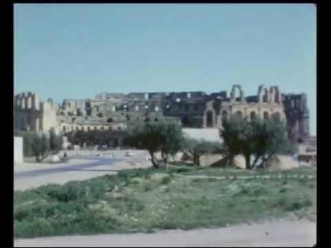 Tunisia El Djem 1964