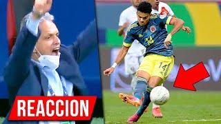 ASI LUIS DIAZ SORPRENDIO AL MUNDO DOBLETE COLOMBIA VS PERU RESUMEN GOLES PARTIDO COPA AMERICA
