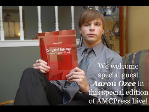 Aaron Ozee - December 5th AMCPress Live Interview