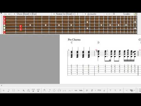 avengged so far away guitar tab pro part 1