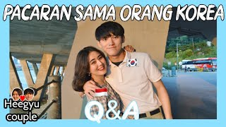 PACARAN SAMA ORANG KOREA?!?! QnA#1 // Dating a Korean as an Indonesian