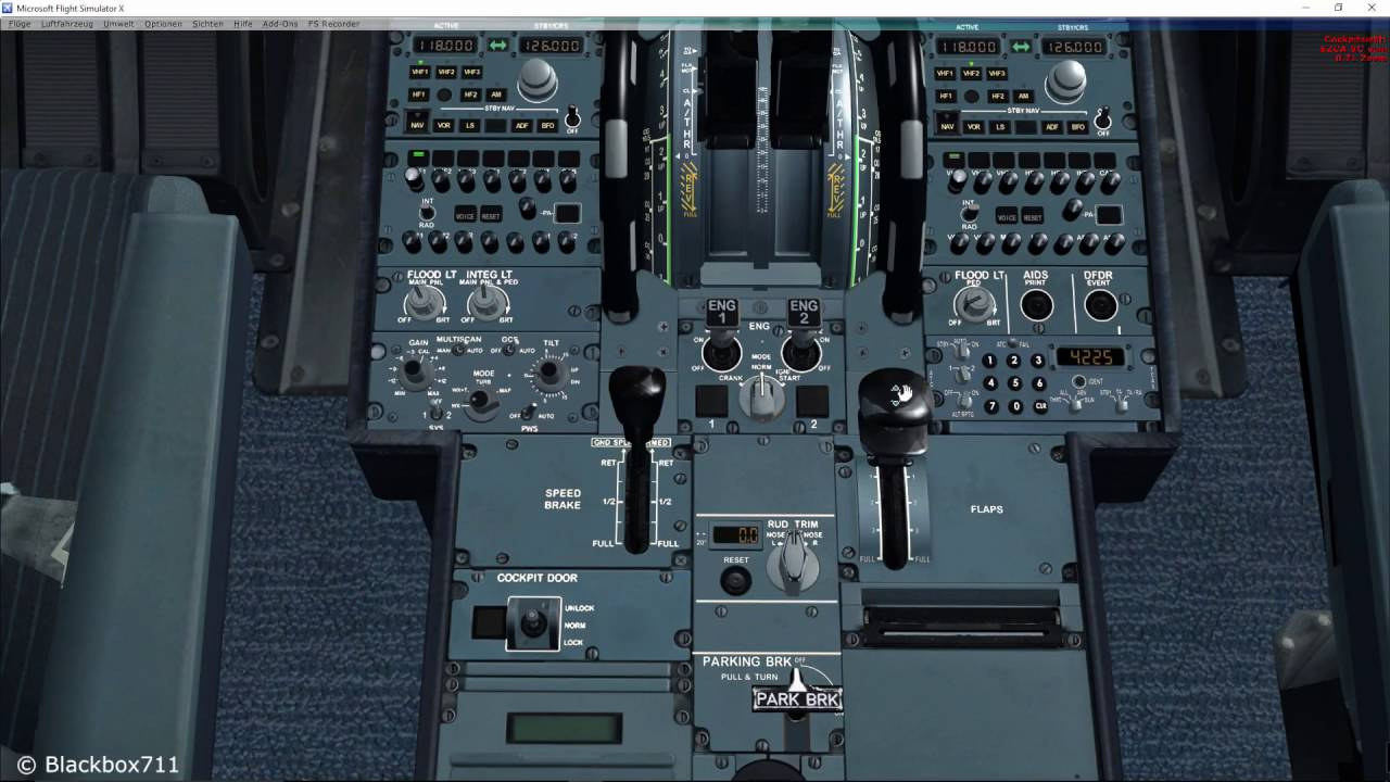 FSLabs A320-X Basics: How to intercept an ILS