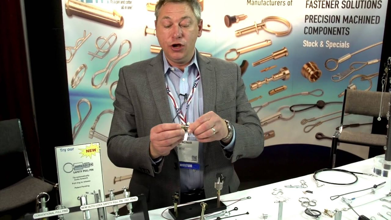 Non-Threaded Fasteners, cotter pins - Pivot Point - YouTube