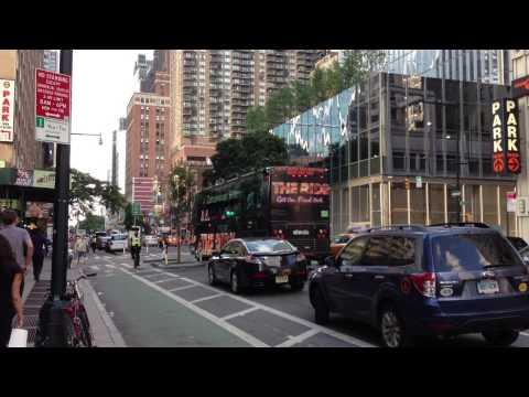 Broadway Avenue, Manhattan